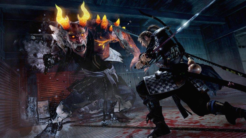Японский «Ведьмак» оказался очередным ответом Dark Souls  - Изображение 1
