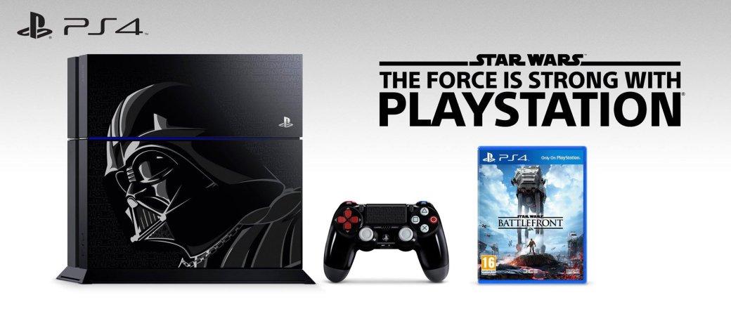 Дарт Вейдер стал лицом лимитированного SW Battlefront PS4 Bundle - Изображение 1
