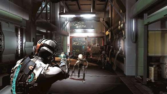 В Dead Space 3 появится кооперативный режим - Изображение 1