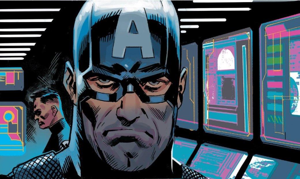 Почему изКапитана Америка получился отличный суперзлодей? - Изображение 1