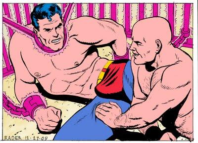 Тест Канобу: самые безумные факты о супергероях - Изображение 36