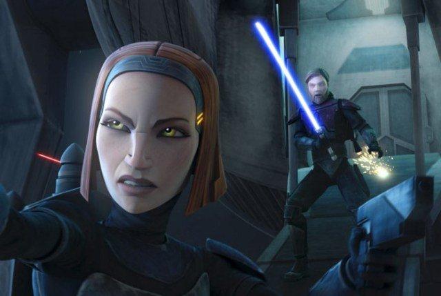 Кэти Сакхофф вернется во вселенную «Звездных войн» в «Повстанцах» - Изображение 1