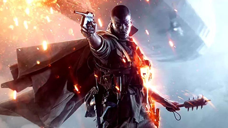 UPD: Официальный трейлер и промо-арт Battlefield 1  - Изображение 1