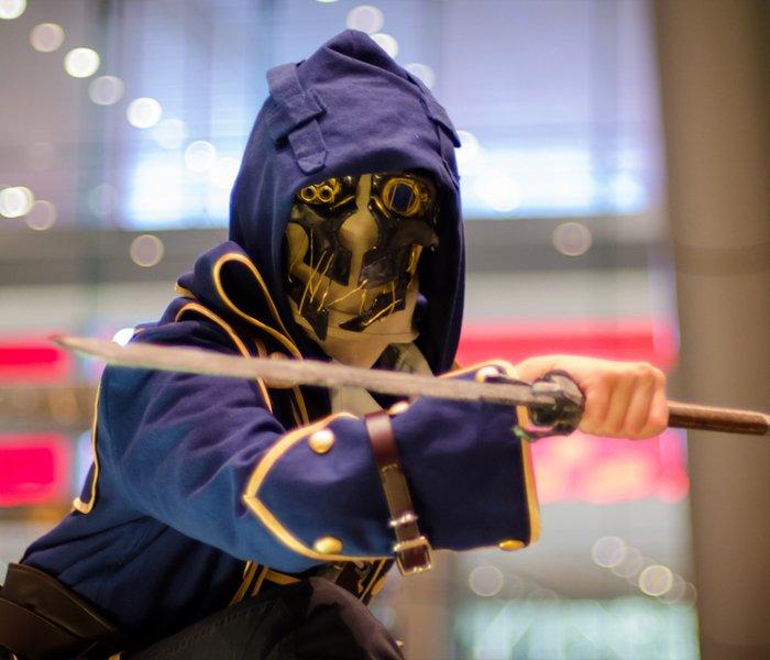 10 лучших косплеев главного героя игры Dishonored. - Изображение 8
