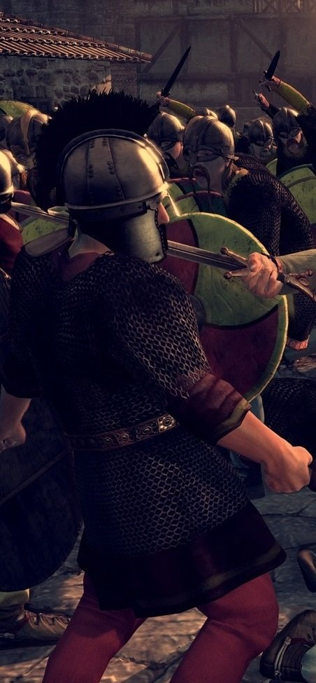 Ведущий художник Total War: Attila об эпохе и исторической ценности - Изображение 3
