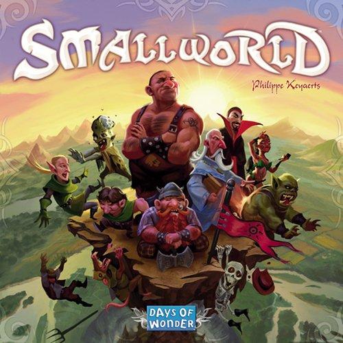 Настолки: Small World - сказочный кавардак. - Изображение 1