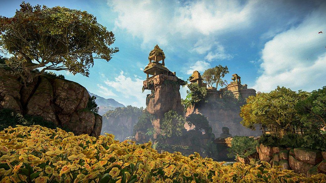 25 изумительных скриншотов Uncharted: The Lost Legacy. - Изображение 17