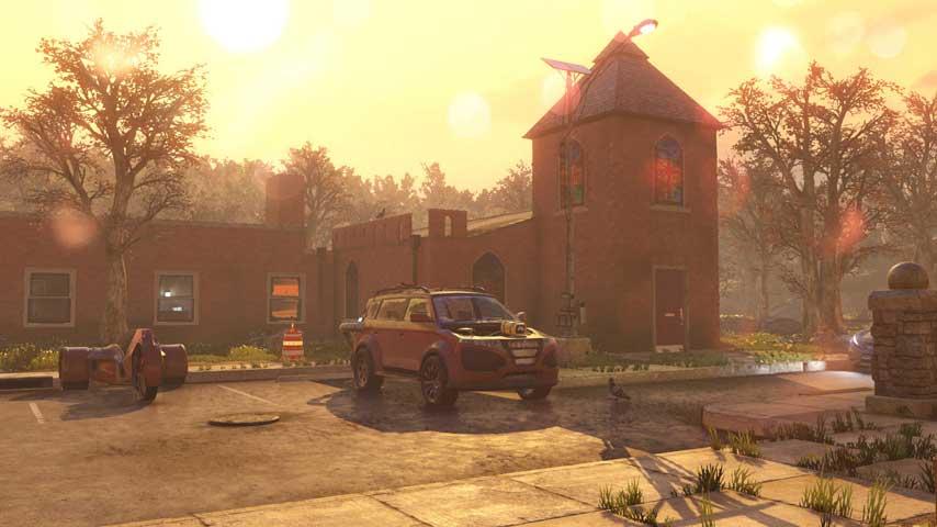 XCOM 2: бой в спальных районах - Изображение 1