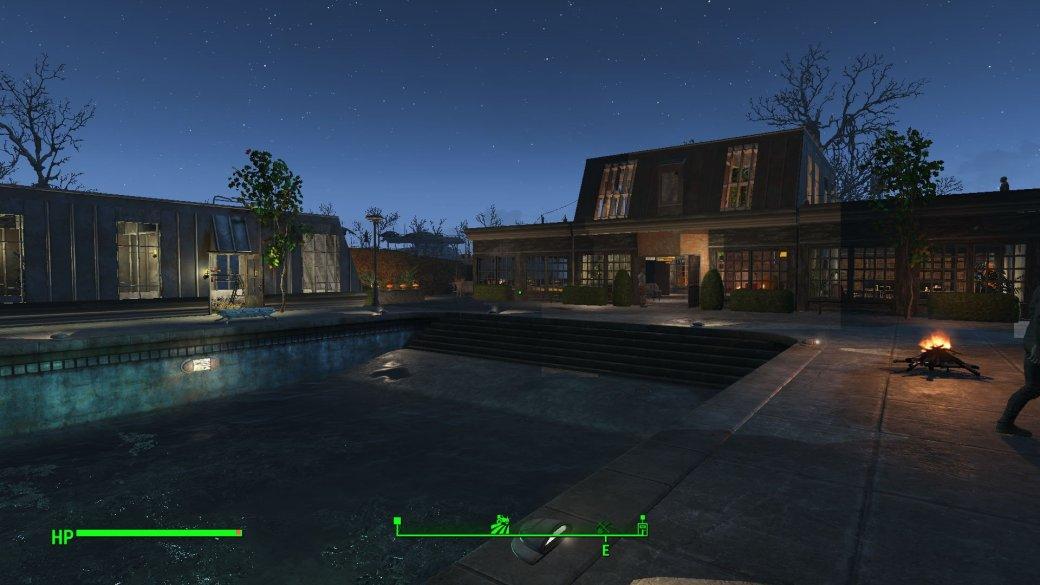 Дыру с гулями в Fallout 4 превратили в фешенебельный жилой район - Изображение 1