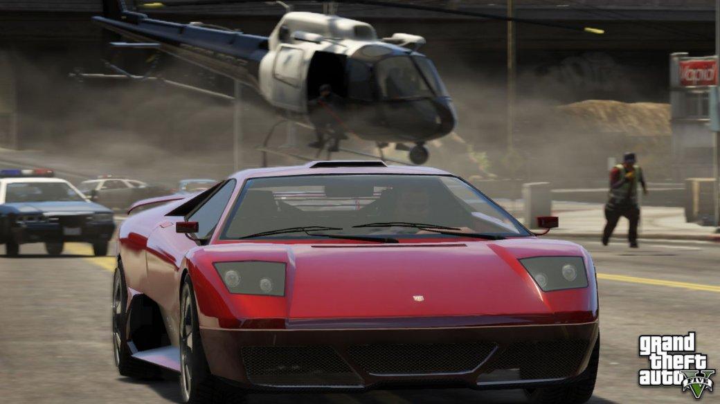 Grand Theft Auto V: обзор пользователя - Изображение 3