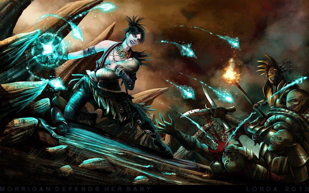 Дэвид Гейдер больше не будет работать над Dragon Age - Изображение 3