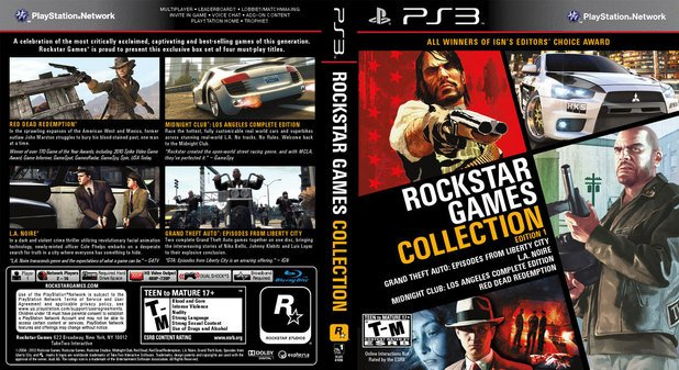 Rockstar выпустит коллекцию своих игр - Изображение 1