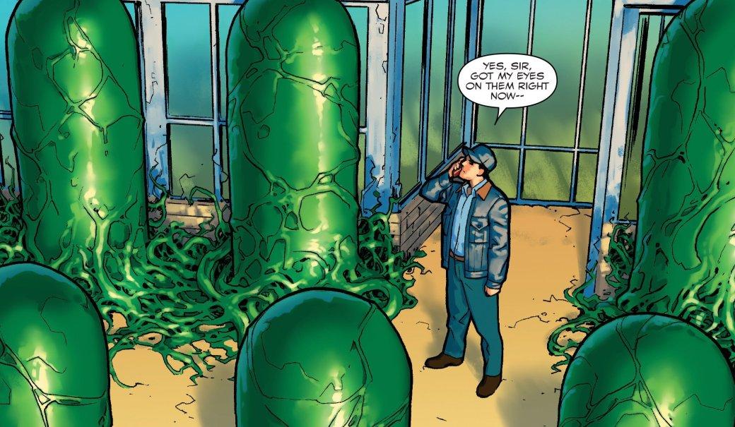 Капитан Америка как лидер Гидры. Галерея ярких моментов Secret Empire. - Изображение 7