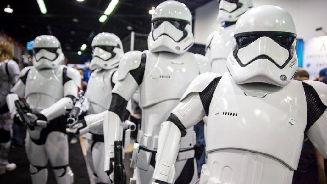 Загляните в раздевалку имперских штурмовиков из Star Wars - Изображение 1