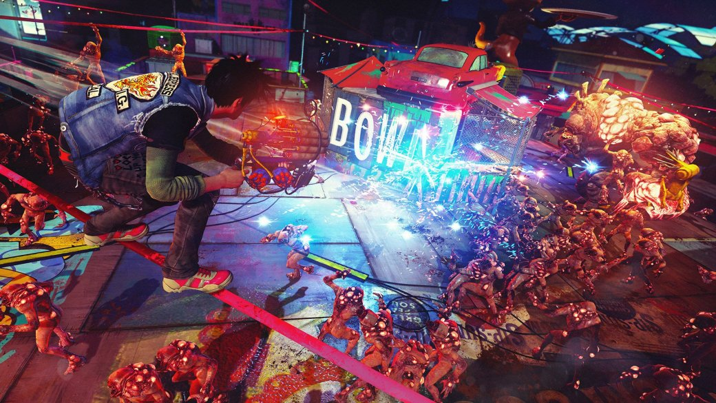 Кадры из Sunset Overdrive представили «веселый постапокалипсис» - Изображение 1