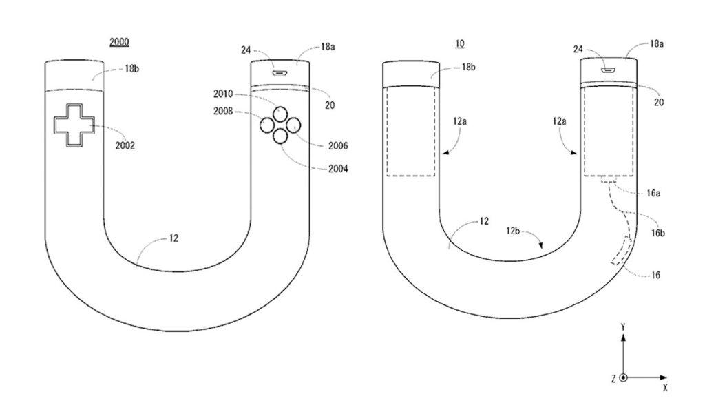 Nintendo запатентовала новый необычный контроллер - Изображение 1
