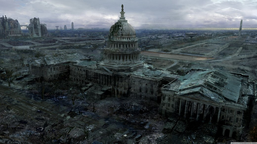 Лучший арт мира Fallout - Изображение 11