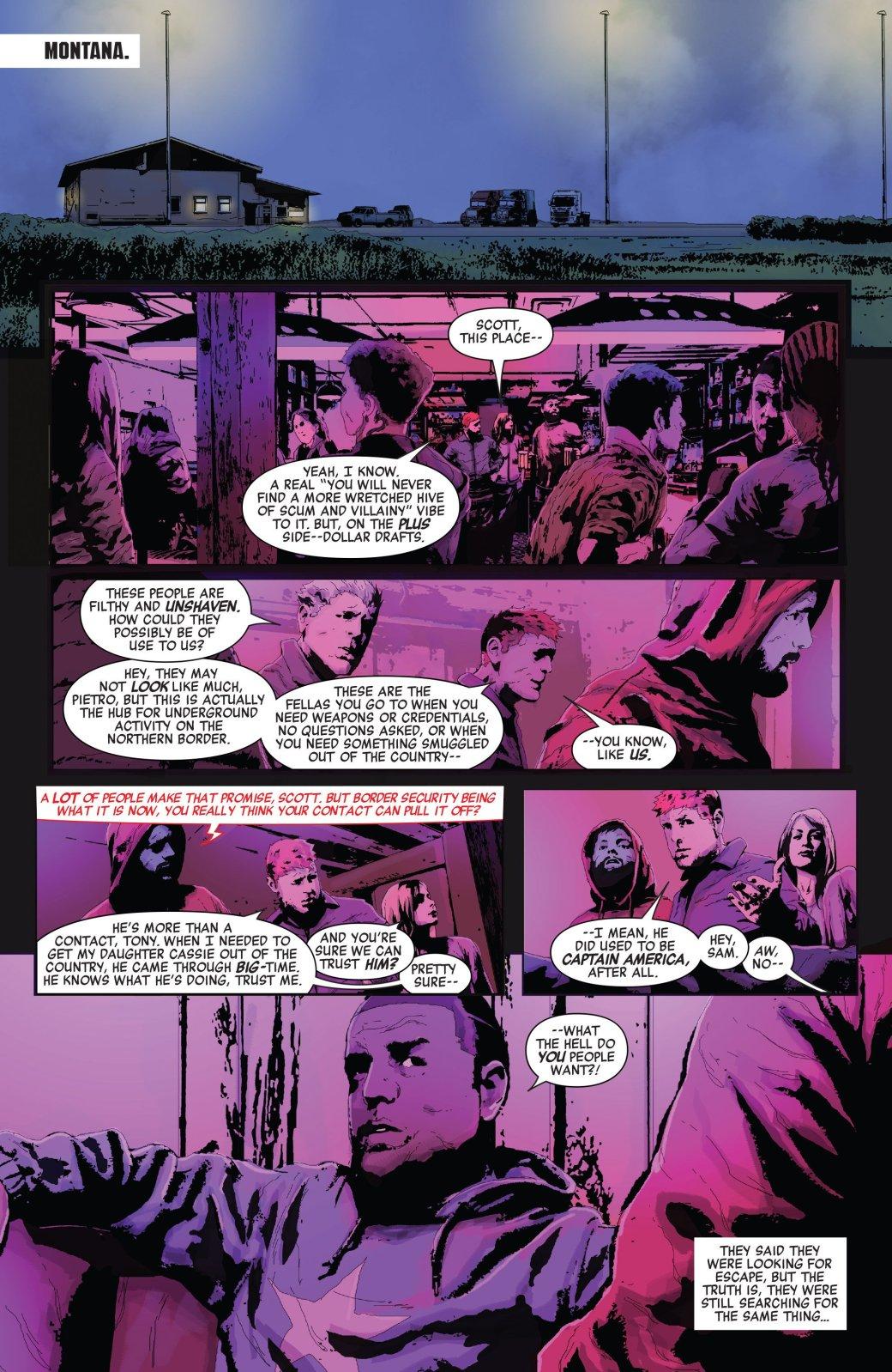 Secret Empire: Гидра сломала супергероев, и теперь они готовы убивать. - Изображение 11