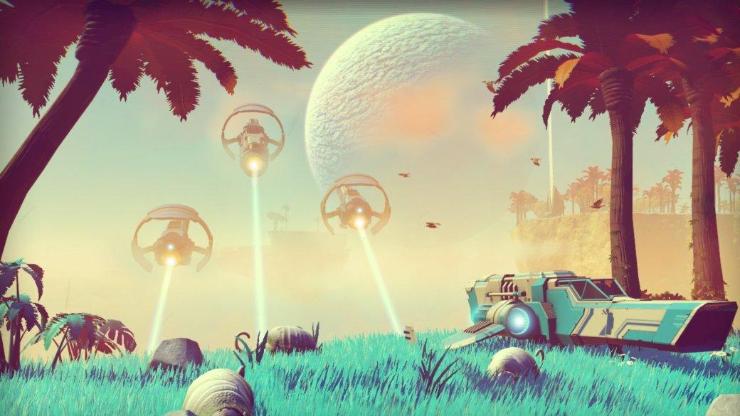 No Man's Sky раскинется на 18 квинтиллионах планет - Изображение 1