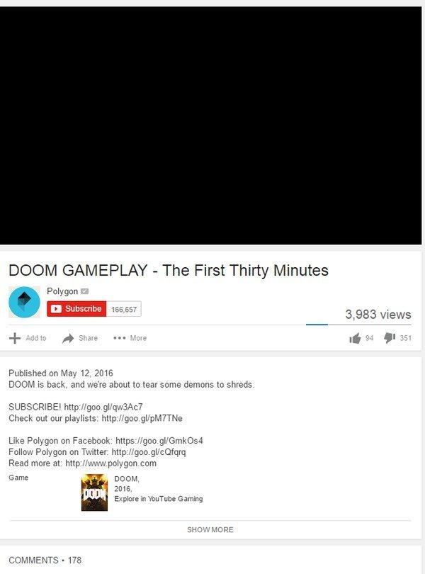 Почему Интернет унижает Polygon из-за Doom - Изображение 2
