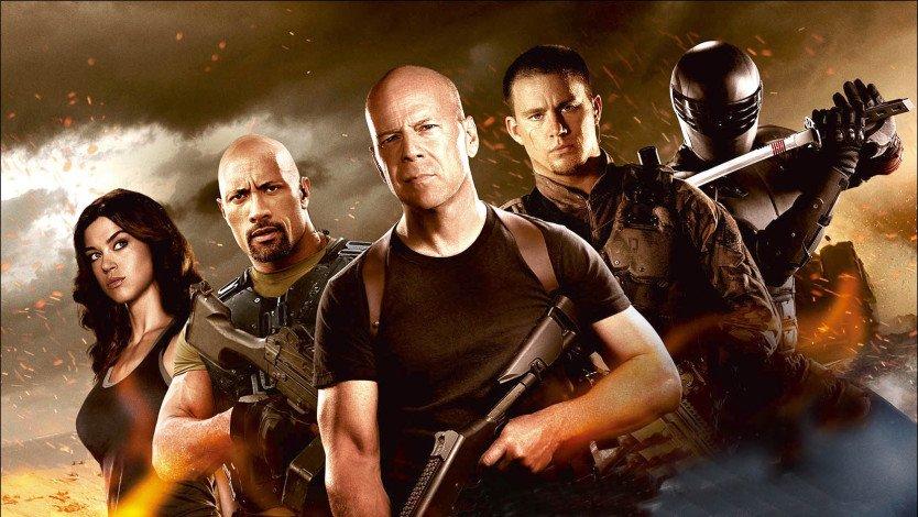 G. I. Joe. Бросок кобры 2. Почти серьезная войнушка - Изображение 1
