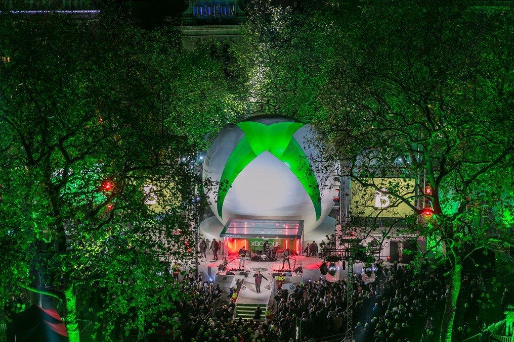 Репортаж с лондонской премьеры Xbox One - Изображение 4