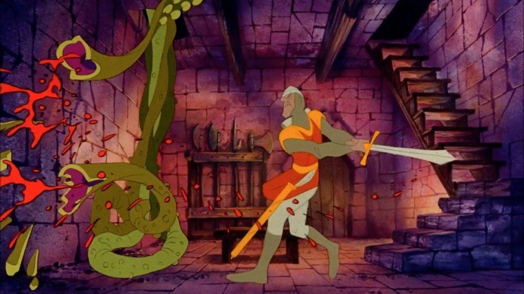 Мультфильм по Dragon's Lair снова собирает деньги  - Изображение 1