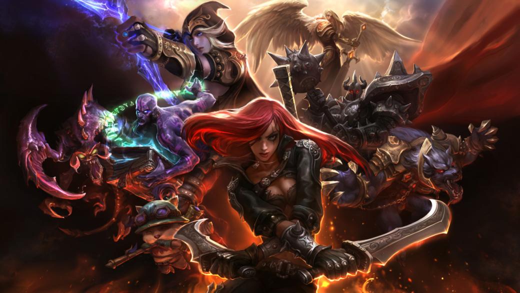 «Игра престолов» проникнет в League of Legends - Изображение 1