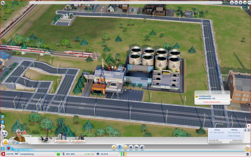SimCity. Впечатления + Интервью с главным дизайнером - Изображение 4