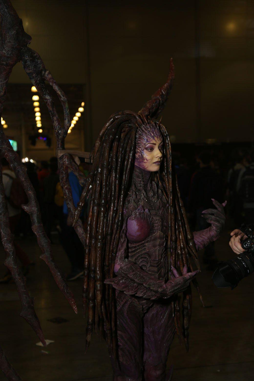 «Игромир 2015» и Comic Con Россия в лицах - Изображение 25