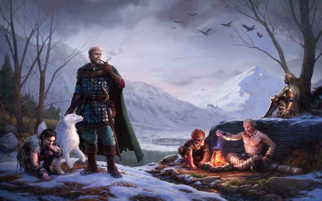Pillars of Eternity: The White March – Part 2 выйдет в январе - Изображение 1