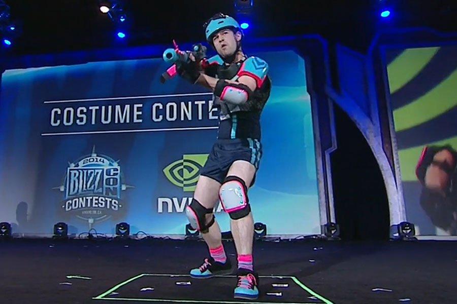 BlizzCon 2014. Конкурс костюмов - Изображение 36
