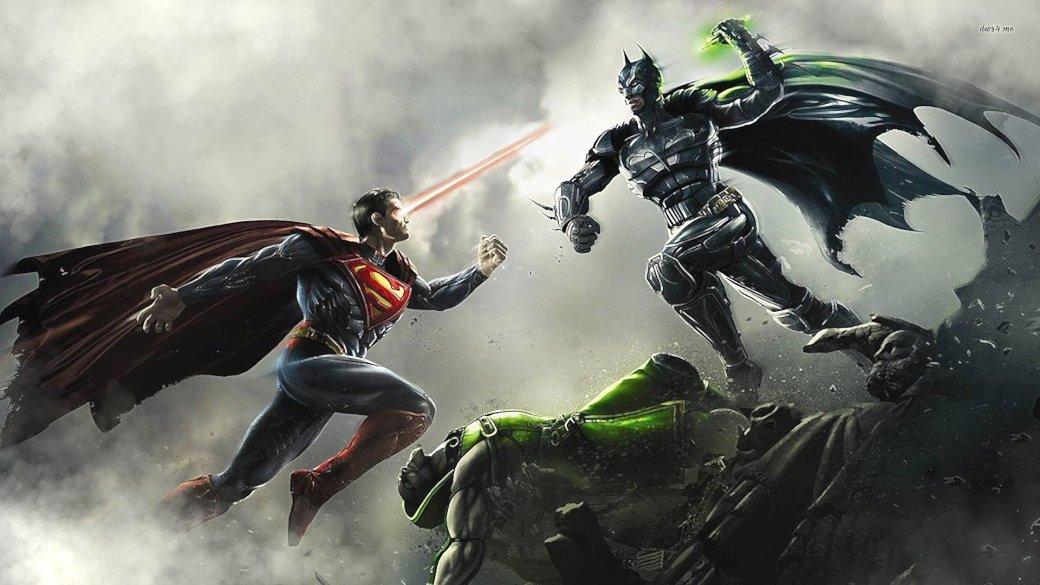 Можно ли сделать интересную игру про Супермена в духе Arkham-серии?  - Изображение 19