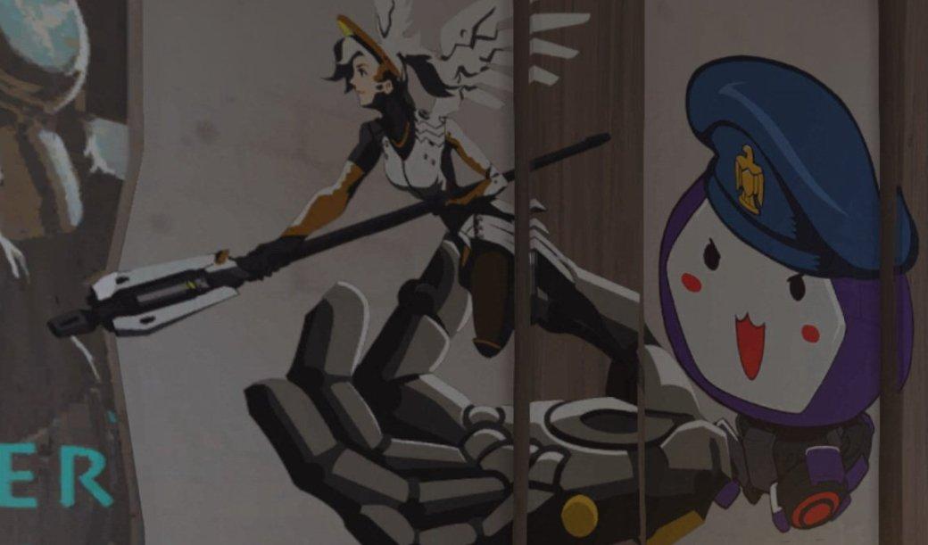 Юбилей Overwatch: подробно об ивенте и итогах года в игре - Изображение 33