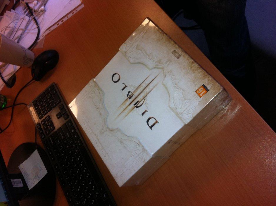 Анбоксинг коллекционной версии Diablo 3 - Изображение 1