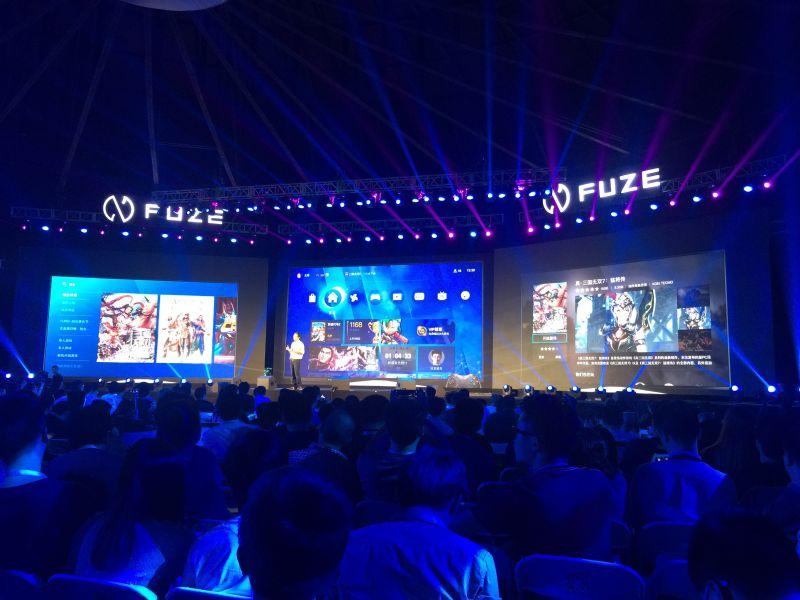 Китайская консоль компании Fuze ворует дизайн у PS4 и Xbox One - Изображение 2