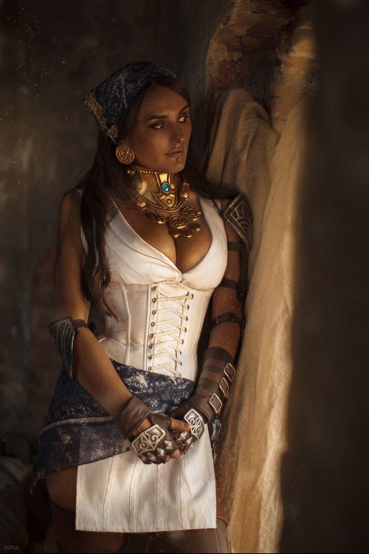Косплей дня: капитан пиратского корабля из Dragon Age II. - Изображение 18