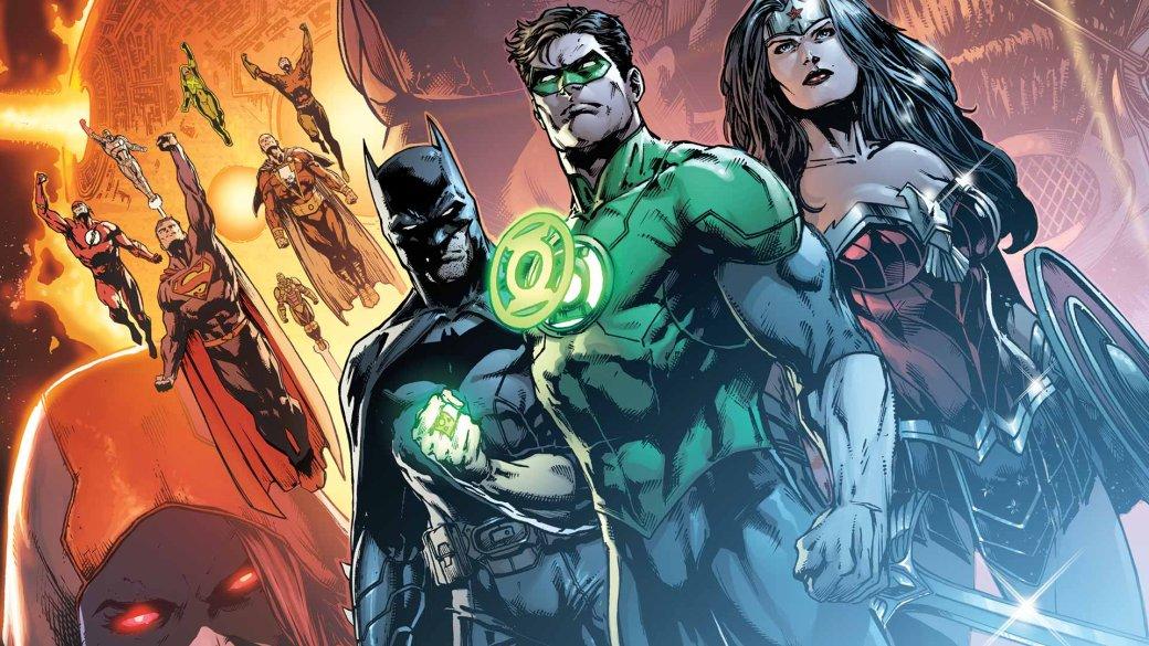 «Лигу справедливости» снимут быстрее «Бэтмена против Супермена». - Изображение 1