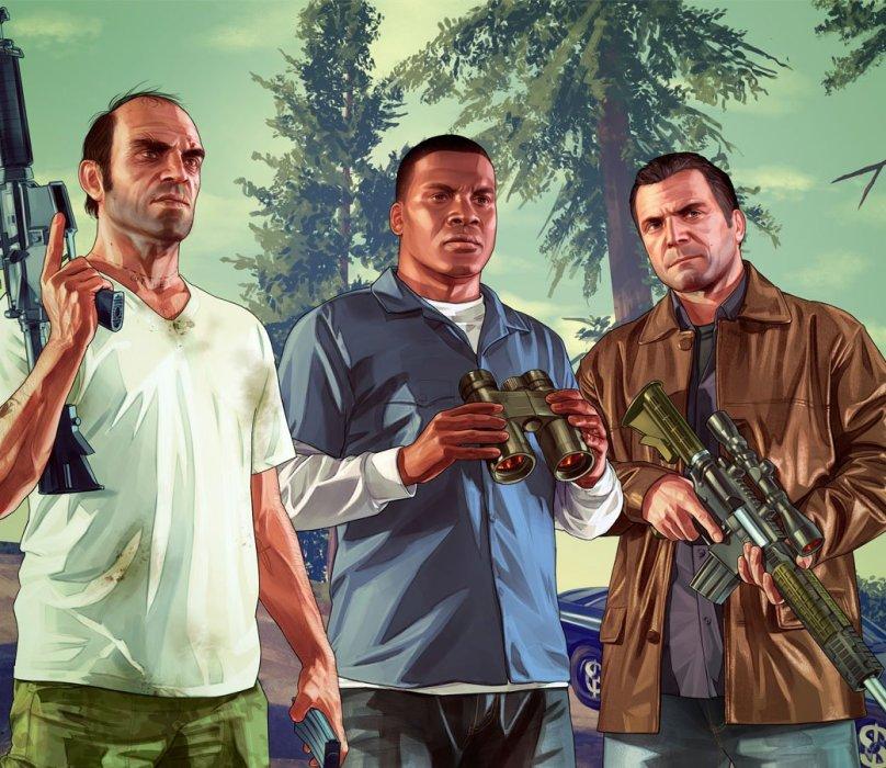 Рецензия на Grand Theft Auto 5 - Изображение 1