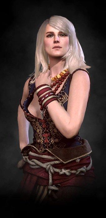 Какую чародейку из «Ведьмак 3: Дикая охота» вы выбрали? - Изображение 2