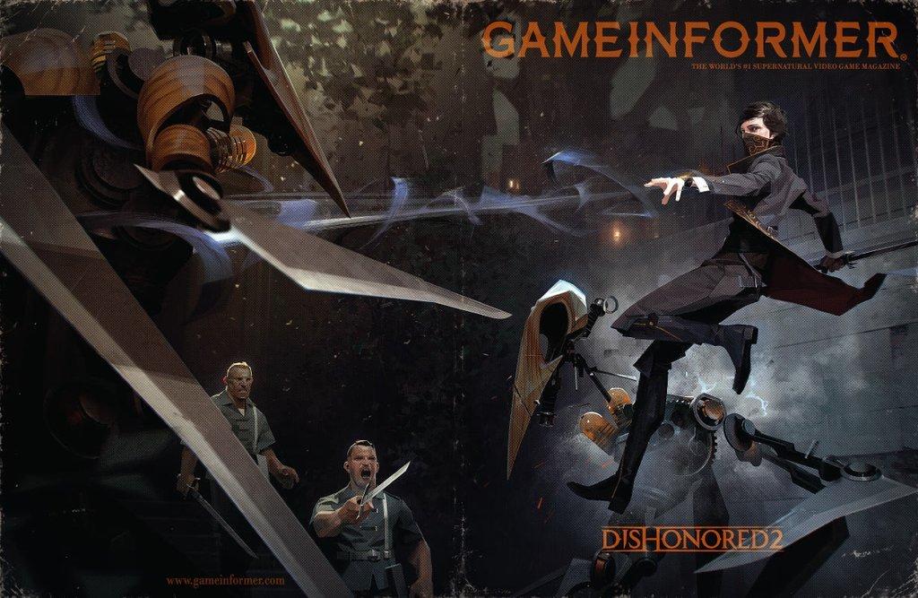 Dishonored 2 выйдет в ноябре - Изображение 2