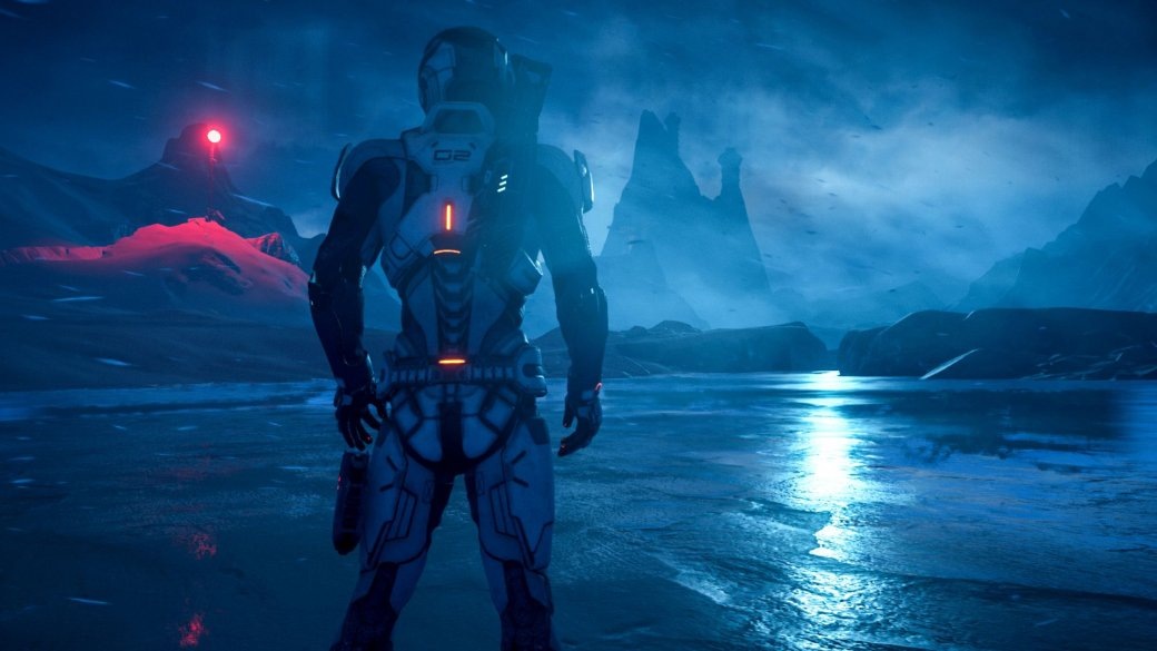 BioWare смогла. Первые впечатления от Mass Effect: Andromeda. - Изображение 2