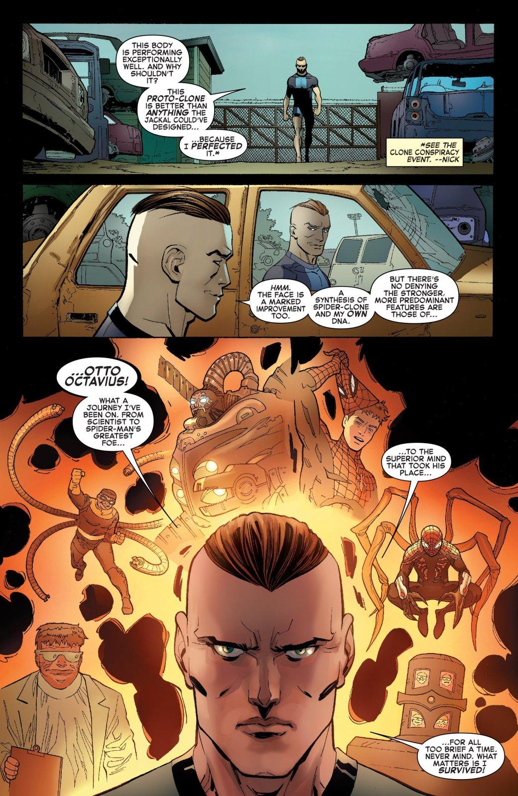 В жизнь Человека-паука вернулись сразу два врага, и оба в новом виде - Изображение 4