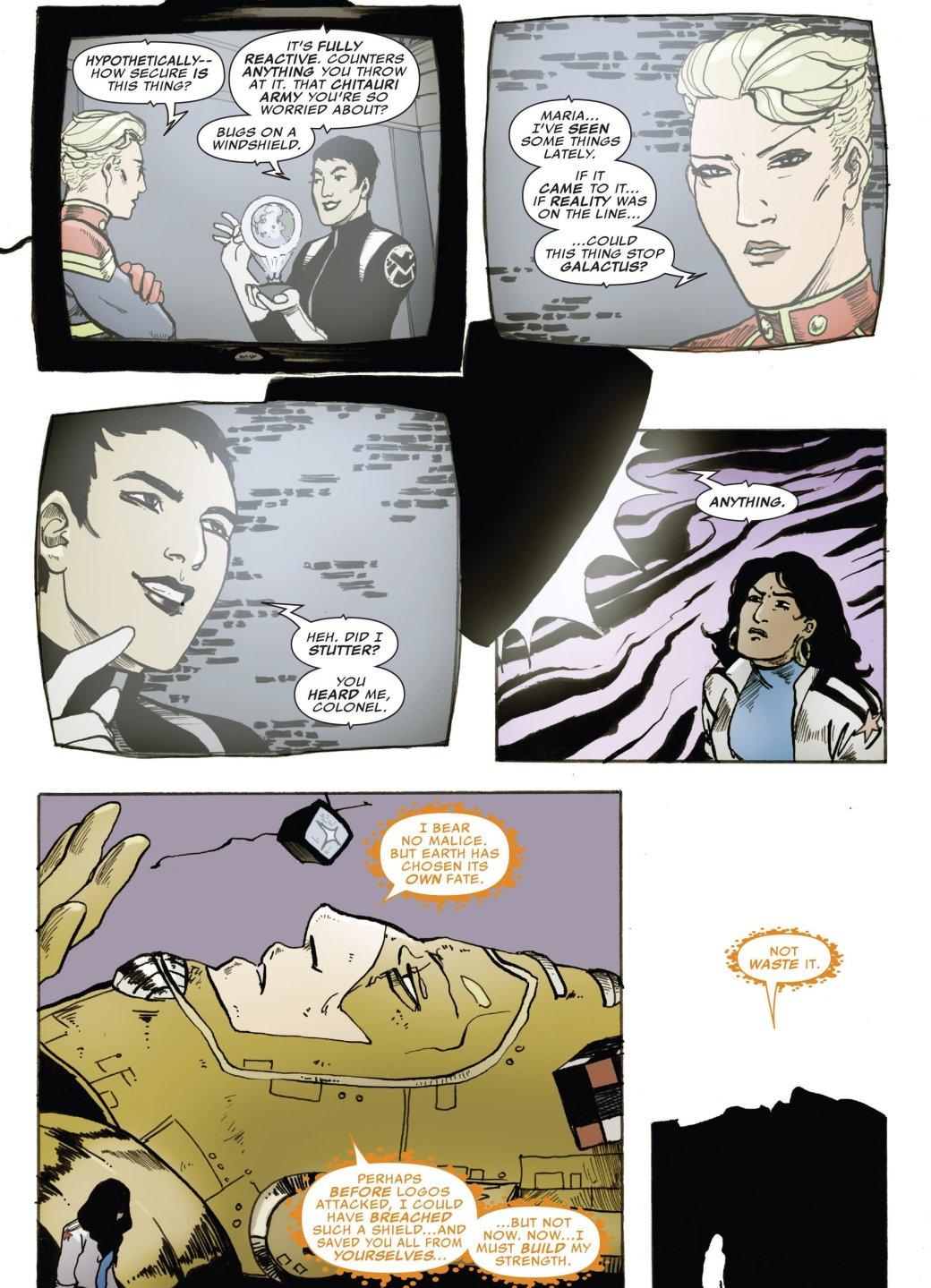 Secret Empire: Гидра сломала супергероев, и теперь они готовы убивать. - Изображение 19
