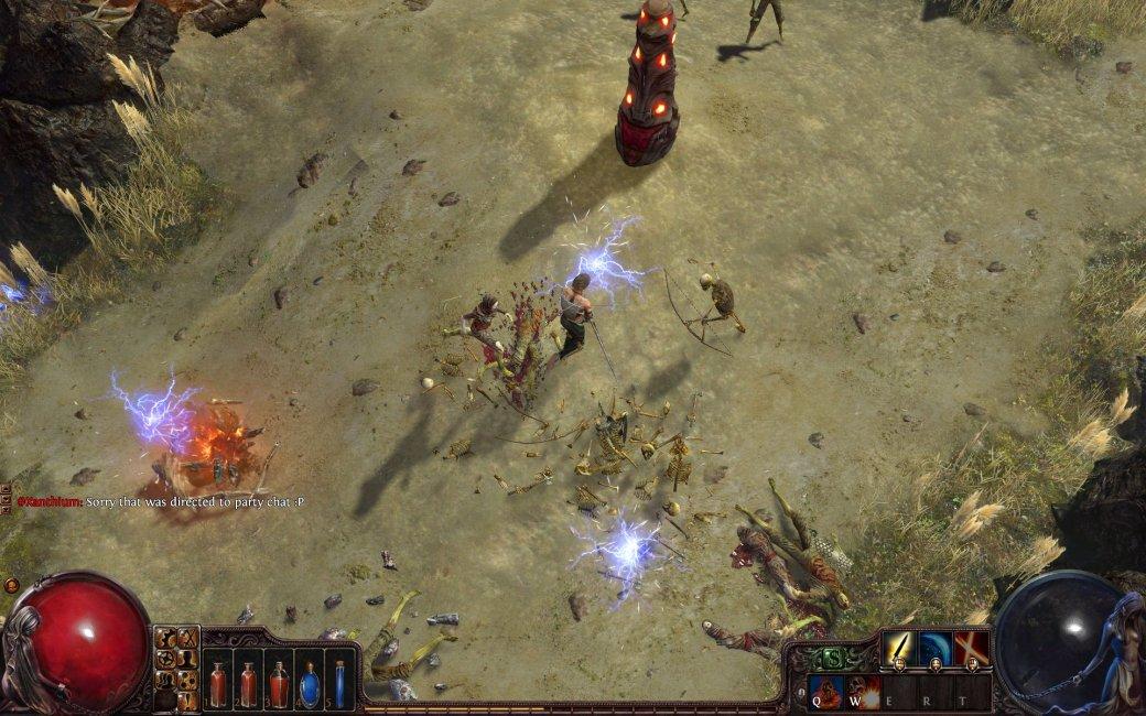 Path of Exile: впечатления от онлайн-конкурента Diablo III - Изображение 1