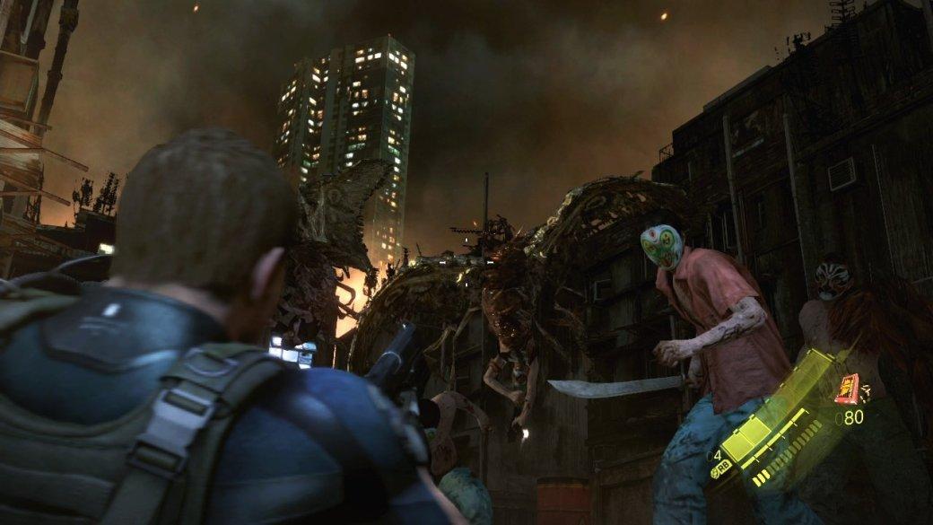 Resident Evil 6. Тихо, как в морге. - Изображение 4