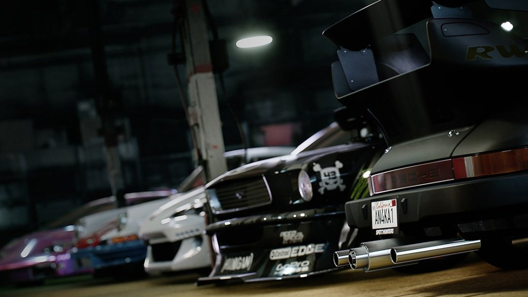 Создатели раскрыли секреты новейшей игры серии Need for Speed