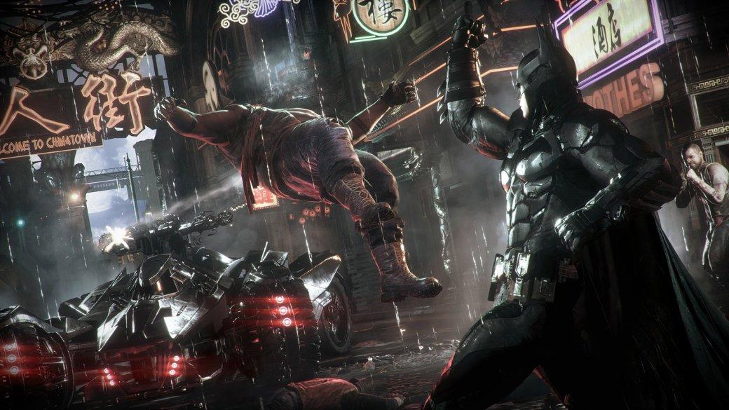 Rocksteady рассказала про Готэм и злодеев в Batman: Arkham Knight - Изображение 2