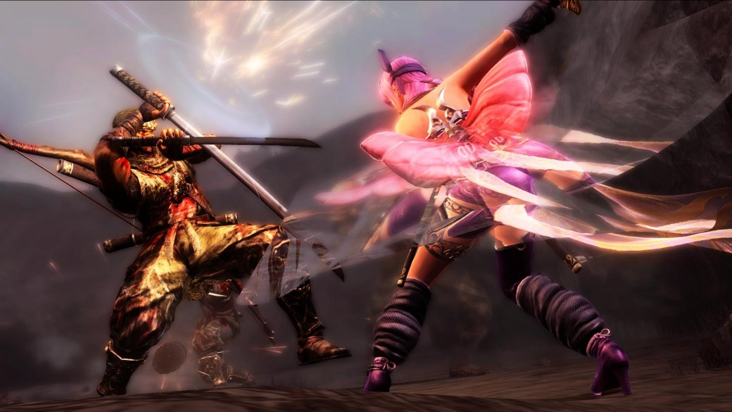 Ninja Gaiden 3 Razor's Edge. Возвращение блудного ниндзя. - Изображение 6