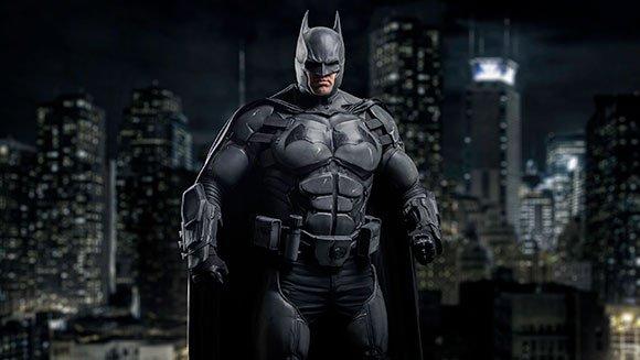 Косплей Бэтмена попал в Книгу рекордов Гиннесса  - Изображение 1
